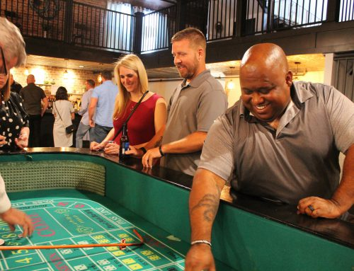 BGC hits the jackpot with Casino Night