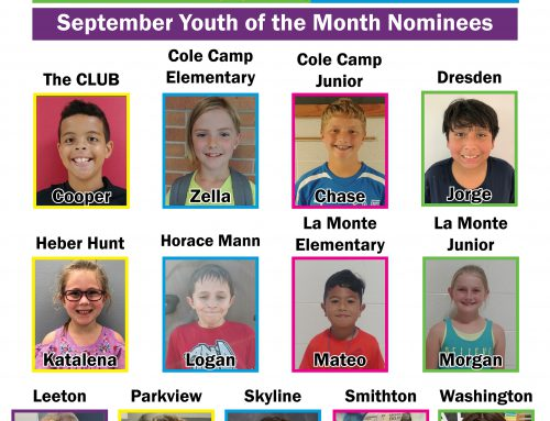 BGC names September Youth of the Month nominees