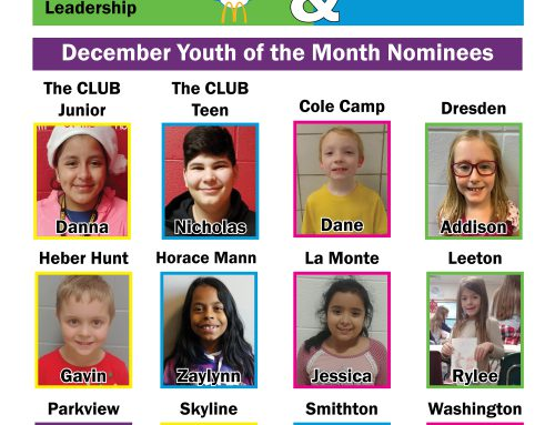 BGC names December Youth of the Month nominees