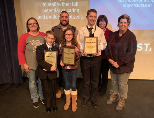 Youth of the Year winners named
