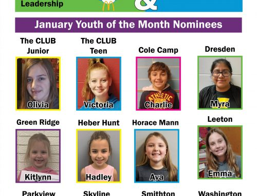 BGC names January Youth of the Month nominees