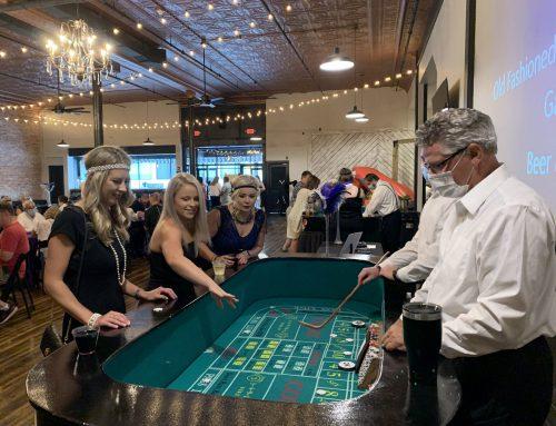 BGC raises nearly $14,000 with speakeasy themed Casino Night