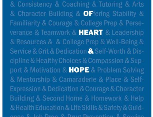 2021 Evening of Heart & Hope Auction Catalog