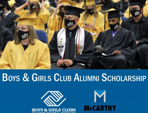 Boys & Girls Club to offer scholarships to graduating seniors